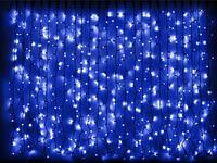 Светодиодная гирлянда Curtain 2*3м 912LED синий