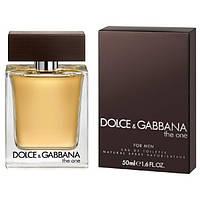 Dolce Gabbana The One for Men EDT 100 ml - дефект упаковки