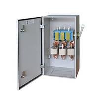 Ящик с перекидным рубильником и предохранителями ЯПРП 400 А IP 54