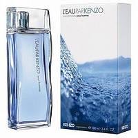 Kenzo L`eau par Kenzo pour homme edt 100 ml (лиц.)