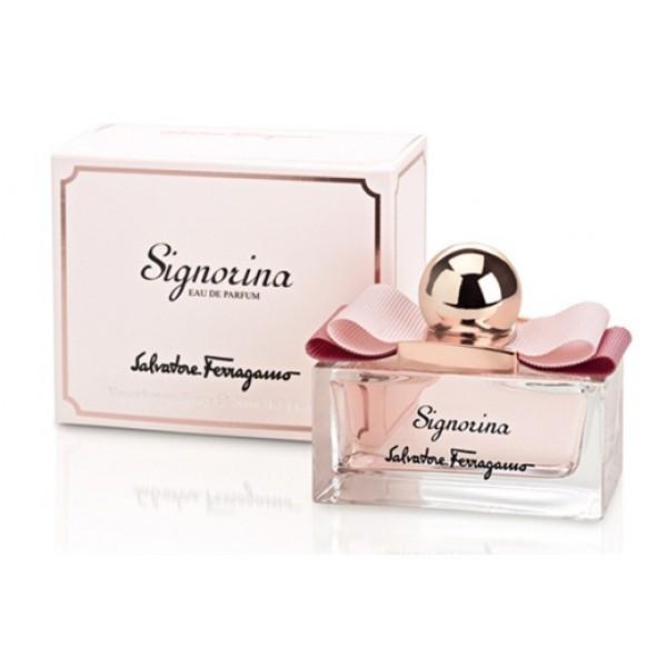 Женская парфюмированная вода Salvatore Ferragamo Signorina EDP 100 ml