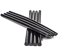Стержень клеевой 11мм 12шт/250мм (300г) черный FAVORIT