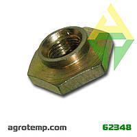 Гайка лапки корзины сцепления ГАЗ-3307 53-1601178