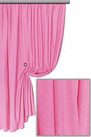Водоотталкивающяя ткань  Тефлон однотонный 10,  розовый  высота  1.8 м