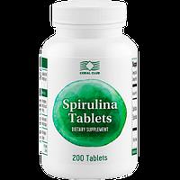 Спирулина (с нанокластерами) - средство для улучшения работы желудка, кровообращения и обмена веществ.