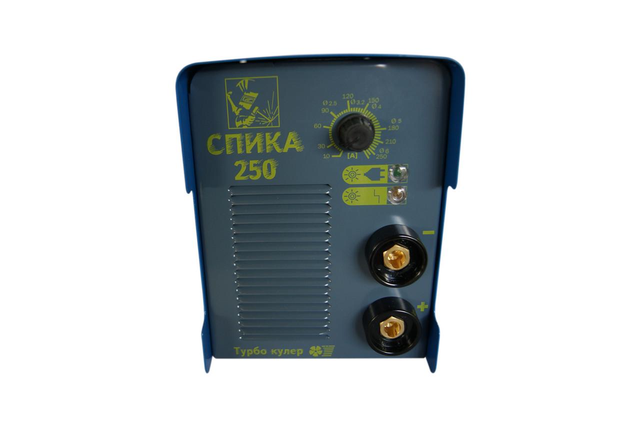 Сварочный инвертор Спика 250