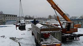 Произведен капитальный ремонт и отгрузка шаровой мельницы СМ-1456 на один из цементных заводов Украины 2