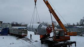 Произведен капитальный ремонт и отгрузка шаровой мельницы СМ-1456 на один из цементных заводов Украины 4