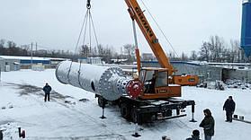 Произведен капитальный ремонт и отгрузка шаровой мельницы СМ-1456 на один из цементных заводов Украины 5
