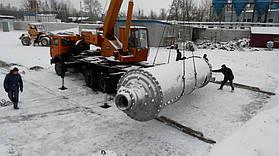 Произведен капитальный ремонт и отгрузка шаровой мельницы СМ-1456 на один из цементных заводов Украины 7