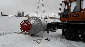 Произведен капитальный ремонт и отгрузка шаровой мельницы СМ-1456 на один из цементных заводов Украины 8