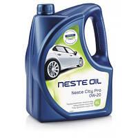 Масло моторное синтетическое Neste City Pro 0W-20 4л.