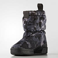 Детские зимние сапоги adidas Slip On C (АРТИКУЛ:S76119), фото 1