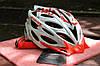 Шлем велосипедный ESSEN red