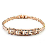 """Женкий браслет в античном стиле """"Золото осени"""" покрытие золотом"""
