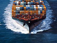 Контейнерніе перевозки из Азии