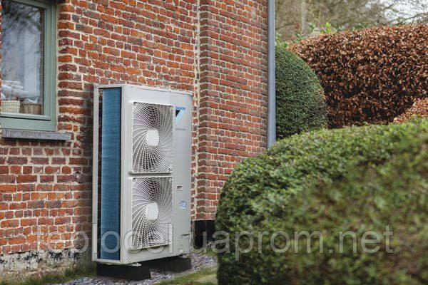 Воздушный тепловой насос для отопления Daikin Altherma 6,0 кВт