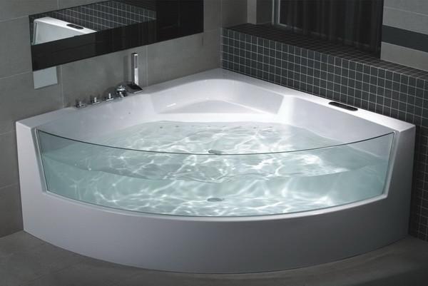 Ванны угловые