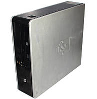 Б/У Системный блок: HP Compaq DC7800 (72F1), Core 2 Duo E5500 2x2.8GHz, 4Gb (4х1Gb) DDR2 800MHz, 1Tb WD, DVD-RW, 240W, наклейка Windows Vista Business