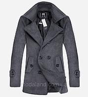 Мужское весеннее пальто весна-осень