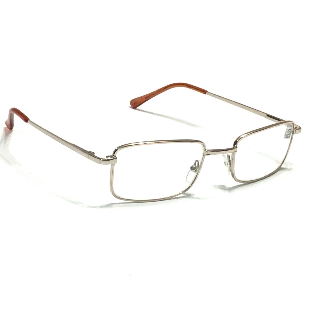 Очки с белым стеклом