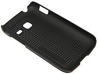 Бампер для Samsung S5360 (Galaxy Y), Black, AnyMode