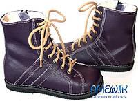 Зимние ортопедические ботинки от Wik