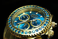 Мужские часы Invicta 14449 Reserve Pro Diver 3.6 Ct. Neon Apatite