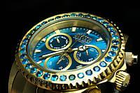 Мужские часы Invicta 14449 Reserve Pro Diver 3.6 Ct. Neon Apatite, фото 1