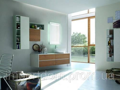 Комплект мебели для ванной Arcom Pollock New 43
