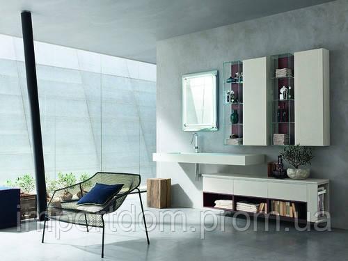 Комплект мебели для ванной Arcom Pollock New 47