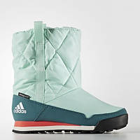 Детские зимние сапоги adidas CLIMAPROOF SNOWPITCH K (АРТИКУЛ:AQ6569)
