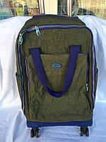 Хозяйственная сумка-тачка на колёсах, фото 1