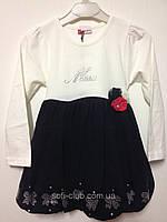 Детская одежда оптом Платье для девочек Весна Orko Kids оптом р.3-6лет, фото 1