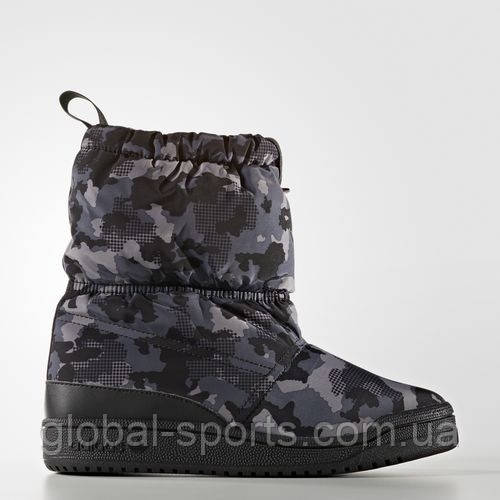 8db02b73 Зимние сапоги adidas Slip On C (АРТИКУЛ:S76117), цена 1 290 грн., купить в  Харькове — Prom.ua (ID#439394169)