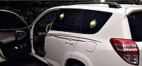 3д тюнинг / Наклейка 3д Теннисный мячик желтый, фото 1