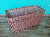 Плетеная корзина, лоток для хранения 80*35 с высотой 40 см