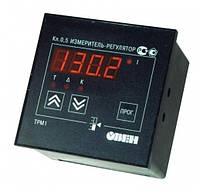 Многофункциональный одноканальный измеритель-регулятор веса тепературы давления влажности  ОВЕН ТРМ1-Щ1.У.Р , фото 1