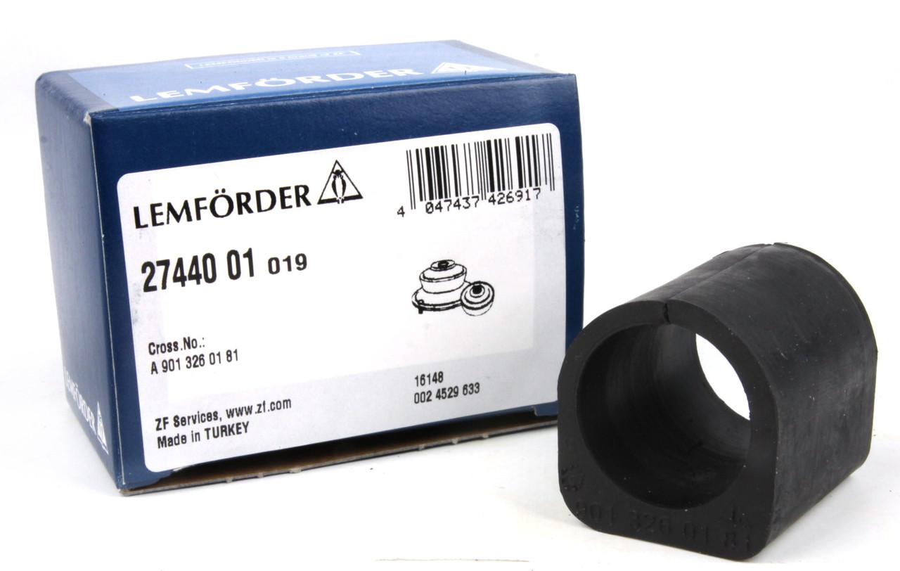 Втулка стабилизатора заднего MB Sprinter 901-903 (d=27) Lemforder