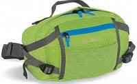 Красивая сумка Hip Bag Tatonka TAT 1712.007, цвет Bamboo (зеленый)