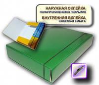 Папка короб А4 60 мм на резинке