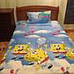 Полуторный детский комплект  Губка Боб, фото 3