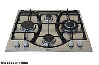 Встраиваемая газовая панель Fabiano FHG 24-44 GH-T из нержавеющей стали - Inox