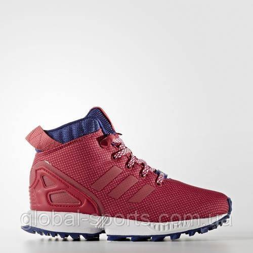 Детские зимние кроссовки  adidas ZX Flux 5/8 Trail C (АРТИКУЛ:S76270)