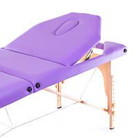 Трисекційний дерев'яний складаний стіл EXPERT (NEW TEC)