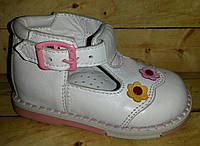 Ортопедические туфли для девочки Таши орто размеры 18 и 20
