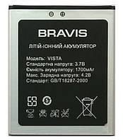 АКБ Оригинальный аккумулятор, батарея Bravis Vista ORIGINAL