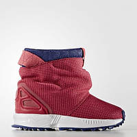 4a34768d Детские зимние ботинки adidas ZX FLUX BOOT TR I (Артикул: S76272)