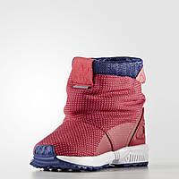 Детские зимние ботинки adidas ZX FLUX BOOT TR I Adidas (Артикул: S76272)