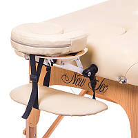 Двосекційний дерев'яний складаний стіл MAXIMUM (NEW TEC)